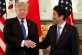 AS-Jepang sepakatI dasar perjanjian dagang