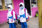 Asap Karhutla makin pekat, sejumlah sekolah di Siak Riau diliburkan