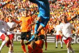 Madrid rangkul kiper Everton jika Navas pergi