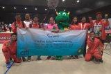Peraih emas dalam Kejuaraan Dunia Para-Badminton