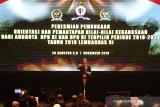 Di depan anggota DPR dan DPD, Jokowi kritik pembuatan UU yang bertele-tele