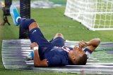 Cedera,  Mbappe absen bela PSG  empat pekan