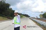Progres pembangunan Tol Manado-Bitung seksi IIA capai 90,06 persen