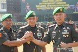 Pangdam 1/Bukit Barisan, hadiri sertijab Danyon Komposit Gardapati Natuna