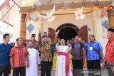 Pemkab Lutim dukung pembangunan keagamaan