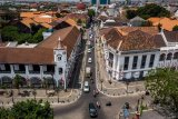 Revitalisasi kawasan kota lama Semarang