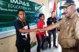 156 siswa SMA Biak Numfor ikut pelatihan teknologi informasi