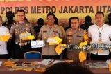Polisi ungkap pemalsuan STNK dan pelat nomor dinas dijual secara daring
