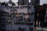 Pemuda Pengawal KPK geruduk PMJ desak pengusutan pelaku fitnah