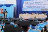 Wakil Gubernur Sulsel ajak alumni Poltek Kelautan kembangkan kemaritiman