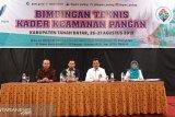 BBPOM Padang dan Kementerian Desa PDTT gelar Bimtek keamanan pangan