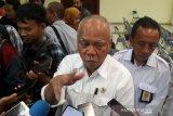 Menteri PUPR menjelaskan tahapan pembangunan ibu kota baru pada 2020