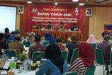 Penerimaan pajak DJP Bengkulu-Lampung baru terealisasi 44,74 persen