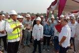 Menteri BUMN ingatkan pembangunan SPBU Pertamina di Tol Sumatera segera selesai