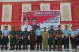Lomba Kadarkum Sumbar diikuti peserta dari sepuluh kabupaten/kota