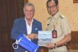 Wakil wali kota Marseille Perancis kunjungi Badung Bali Bali