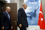 Ankara: Pengiriman tahap ke-2 baterei S-400 ke Turki berakhir