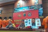 Polres Belitung ungkap 26 kasus kejahatan selama Juli-Agustus 2019