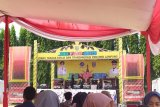 Lampung Job Fair 2019 cukup ramai di hari pertama