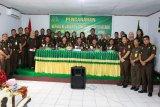 Kajati Sulawesi Utara minta jajaran Kejari Kotamobagu bekerja sesuai Tupoksi