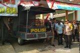 Penyerang polisi di Pati menderita gangguan jiwa