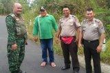 Polri-TNI bersama Pemerintah Desa gelar patroli cegah Karhutla