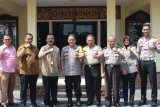 Tim Evaluator Kemenpan RB tinjau unit pelayanan Polres Madiun Kota