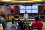 Menkominfo Rudiantara resmikan layanan produk BrandA milik ANTARA