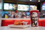 Uji coba menu KFC 'ayam tanpa daging'