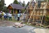 TNI dan warga bangun bak penampungan air di Perangen