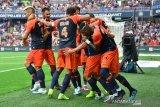 Lyon dipaksa Montpellier merasakan kekalahan perdana