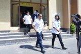 Polisi mencegah wartawan liput pemeriksaan pungli rutan di Polda NTB