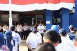 Pj WaliKota apresiasi kedisiplinan Dishub Makassar