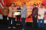 Sukses kelola perkebunan, PT GBSM dapat sertifikat ISPO dari Kementan