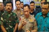 Kapolri sebut penambahan pasukan di Papua Barat dalam rangka PSU