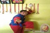 Youth of Pesisir Selatan take part in Silat Tapak Suci World Championship