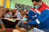 Pertamina Dumai bagikan 1.000 masker antisipasi dampak asap Karhutla