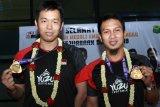 Kunci kemenangan The Daddies di Kejuaraan Dunia BWF 2019