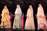 Wujudkan kiblat fesyen Muslim dunia, Kemenperin gelar pameran busana Muslim