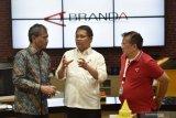 Rudiantara: Kemenkominfo sudah mulai siapkan pembangunan infrastruktur telekomunikasi di Kalimantan