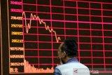 Dalam dua hari beruntun, saham China cenderung menguat