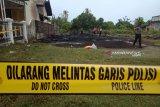 Api bakar satu unit  asrama mahasiswa di Aceh Barat