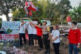 Wabup Launching RTH Kelurahan Bebali