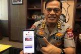 Polda Sumbar luncurkan aplikasi  Saber Pungli