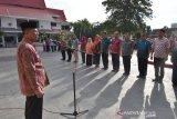Perdana pimpin apel, Wagub Sulteng tekankan peningkatan layanan ASN