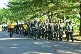 Kodam XIV/Hasanuddin gelar  'long march' untuk prajurit TNI