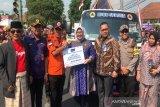 Bank Jateng bantu truk tangki air ke Sragen senilai Rp407,9 juta