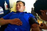 Stok habis, seorang pasien di RSUD Solok Selatan butuh enam kantong darah golongan AB