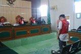Tiga dari lima terdakwa kepemilikan sabu 37 kilogram divonis mati di Bengkalis