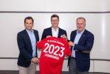 Lewandowski tandatangani kontrak baru di Bayern Munchen sampai 2023